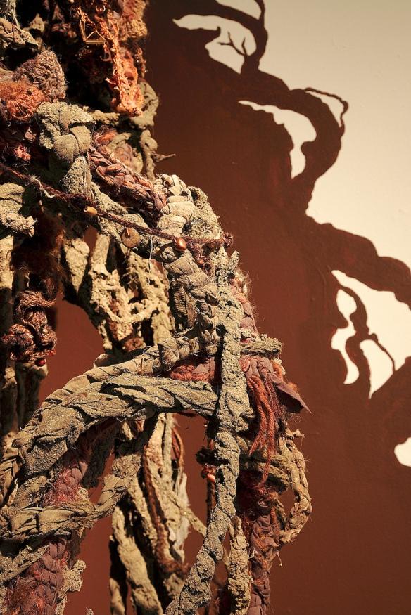 The Cherry Tree Root Chamber, detail, 2011