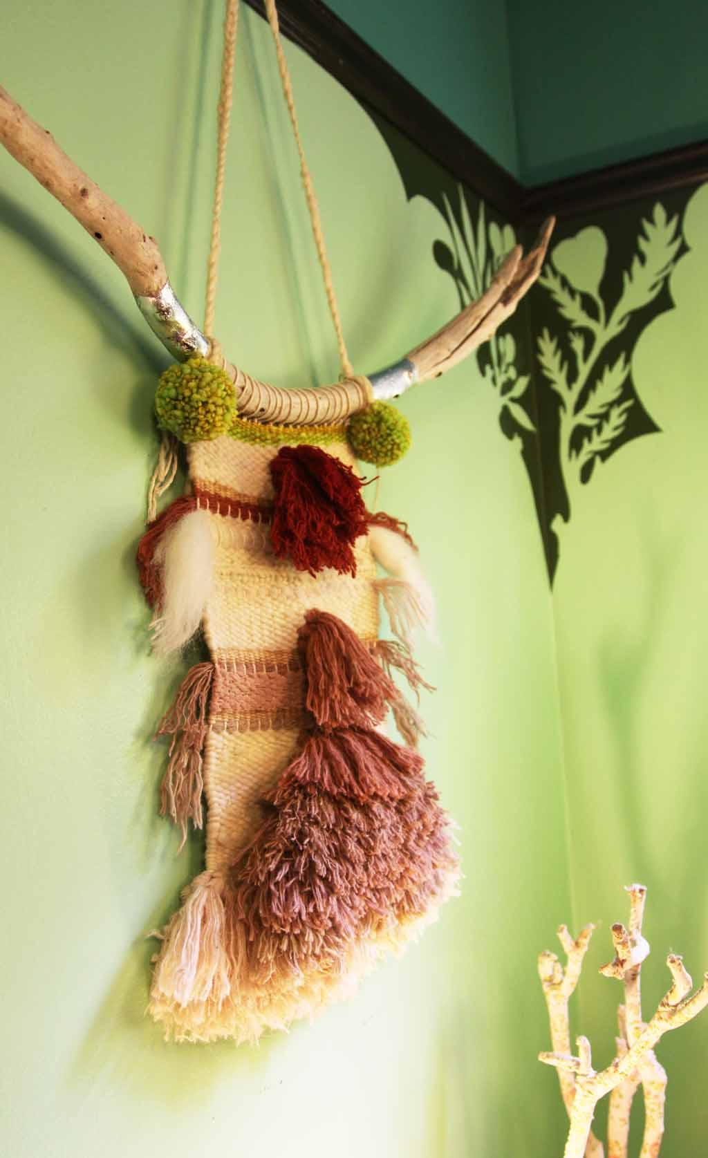 NEW: Weaving Wall Hangings Workshop | Mandy Greer