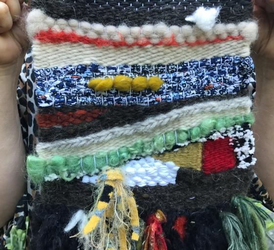 retreat weaving