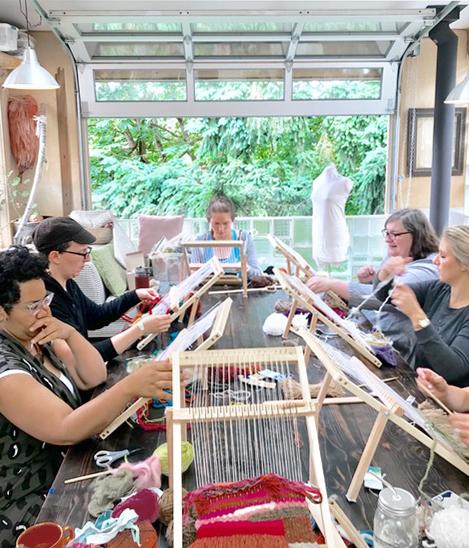 sudio weaving